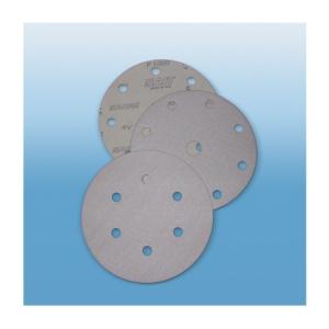 Kağıt Disk Delikli Velcro Zımparalar
