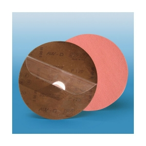 Kağıt Disk Yapışkan Deliksiz Zımparalar